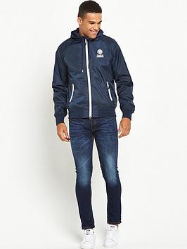 franklin-marshall-lightweight-zip-jacket