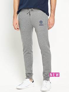 franklin-marshall-arch-logo-slim-fit-jog-pant