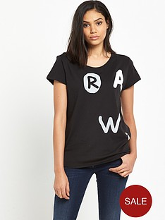 g-star-raw-g-star-keahlia-straight-t-shirt