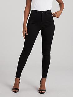 v-by-very-addison-high-waisted-super-skinny-black