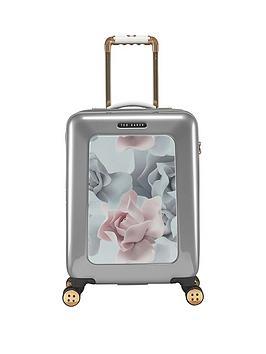 ted-baker-porcelain-rose-4-wheel-hard-cabin-case