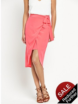 v-by-very-split-front-midi-skirt