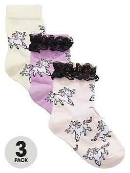 v-by-very-girls-unicorn-socks-3-pack