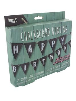 chalkboard-bunting