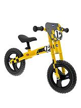 Yellow Thunder Balance Bike