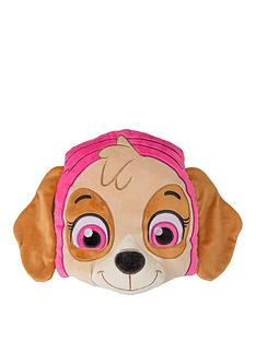 paw-patrol-skye-shaped-cushion