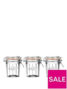 kilner-set-of-3-045lt-faceted-jars