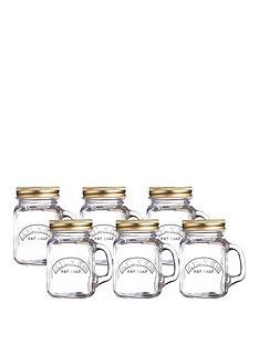 kilner-mini-handled-jars-set-of-6-140ml