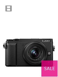 panasonic-dmc-gx80kebk-lumix-compact-digital-camera-with-12-32mm-lens-black