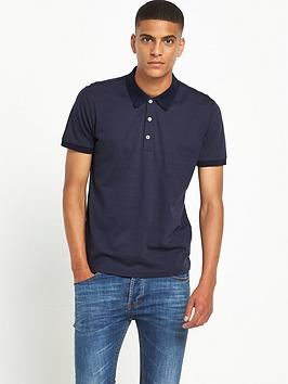 peter-werth-short-sleeved-striped-polo