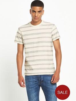 peter-werth-short-sleeved-striped-tshirt