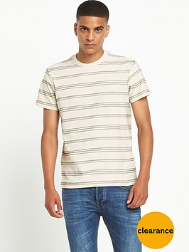 peter-werth-short-sleeved-striped-tshirt