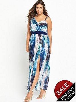 little-mistress-curve-curve-printed-maxi-dress