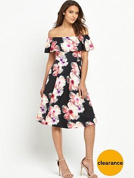 v-by-very-bardot-printed-prom-dress