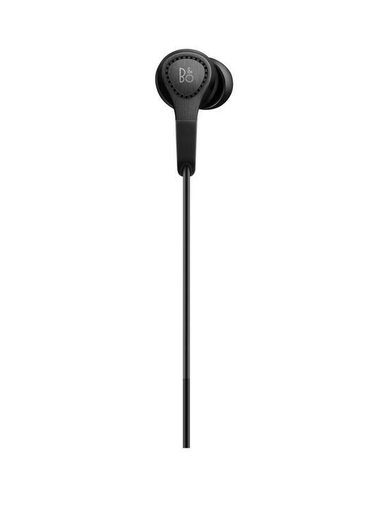 6aaa7b27439 Bang & Olufsen Beoplay H3 Wired Earphones - Black | very.co.uk
