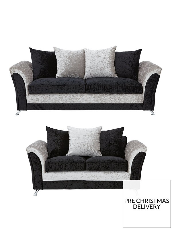 Wondrous Zulu 3 Seater 2 Seater Fabric Sofa Set Buy And Save Machost Co Dining Chair Design Ideas Machostcouk
