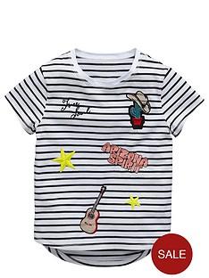 v-by-very-girls-badge-stripe-t-shirt