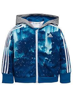 adidas-disney-young-girls-nbspfrozen-hoodie