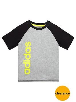 adidas-young-boys-linear-logo-tee