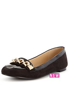 oasis-oasis-lauren-chain-loafer