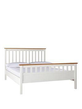thorntonnbsphigh-foot-end-bed-frame-with-optional-mattress