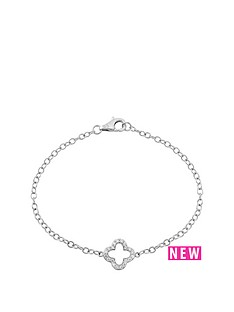 the-love-silver-collection-sterling-silver-cubic-zirconia-cutout-detail-bracelet
