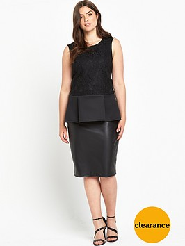v-by-very-curve-lace-peplum-top