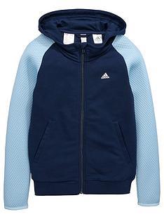 adidas-older-girls-spacer-mesh-hoodie