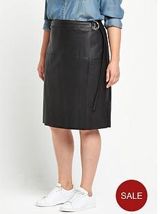so-fabulous-pu-wrap-skirt