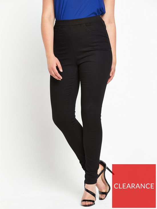 f1c3cf4f61 V by Very Curve Body Curve Jegging | very.co.uk