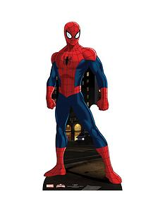 marvel-marvel-spiderman-173cm-cardboard-cutout