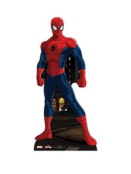 marvel-spiderman-173cm-cardboard-cutout