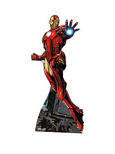 marvel-iron-man-175cm-cardboard-cutout