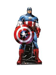 marvel-marvel-captain-america-177cm-cardboard-cutout