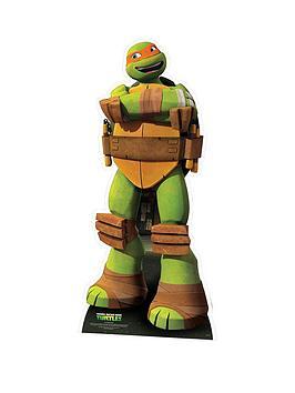 teenage-mutant-ninja-turtles-teenage-mutant-ninja-turtles-michaelangelo-143cm-cardboard-cutout