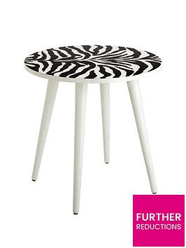 teddy-side-table-zebra-print