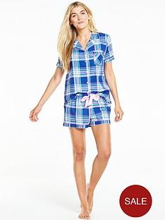 v-by-very-woven-button-through-shirt-setnbsp
