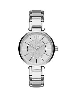 armani-exchange-armani-exchange-silver-dial-and-stainless-steel-bracelet-ladies-watch