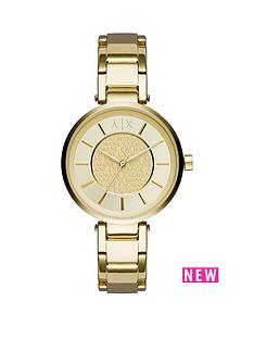 armani-exchange-armani-exchange-gold-dial-gold-ip-plated-bracelet-ladies-watch