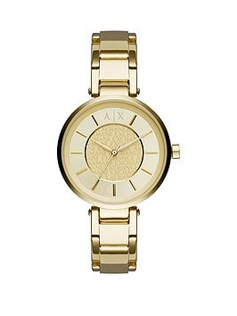 armani-exchange-armani-exchange-gold-dial-gold-ip-plated-bracelet-ladies-watch