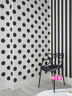 graham-brown-dotty-black-wallpaper