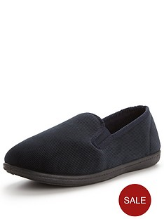 clarks-king-twin4-slipper-navy