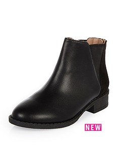 river-island-girls-zip-chelsea-boots