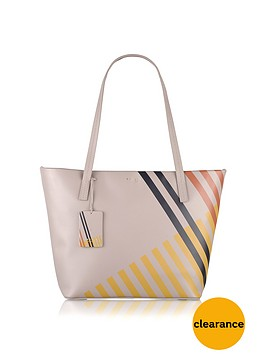 radley-de-beauvoir-triagonal-tote-bag-grey