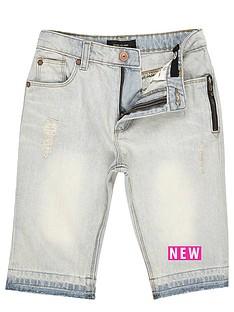 river-island-boys-distressed-raw-hem-denim-shorts
