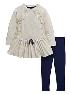 mini-v-by-very-girls-crochet-trim-tunic-and-leggings-set