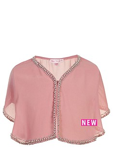 little-misdress-girls-beaded-chiffon-cardigan