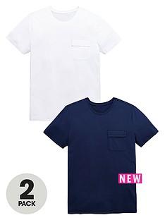 v-by-very-crew-neck-pocket-t-shirt