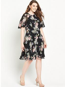 so-fabulous-keyhole-floral-tea-dressnbsp
