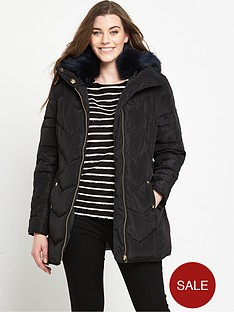 so-fabulous-short-padded-belted-coat-black